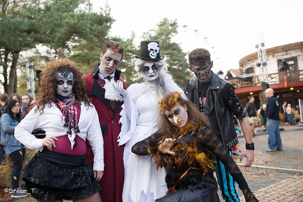 Bobbejaanland Halloween.Bobbejaanland Halloween 2014 In Bobbejaanland Lichtaart