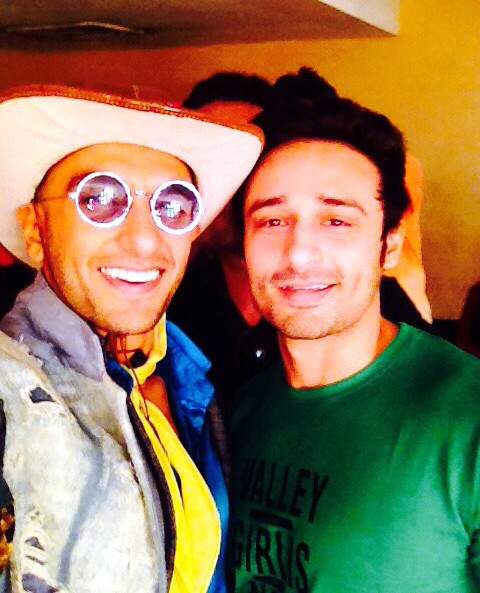 Ranveer Singh & Jaey Gajera Takes a Selfie together at the…   Flickr
