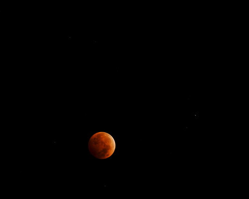 Blood Moon Eclipse. Explored