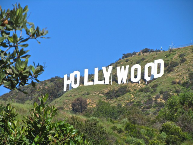 Hollywood Sign, Los Angeles, CA, KW