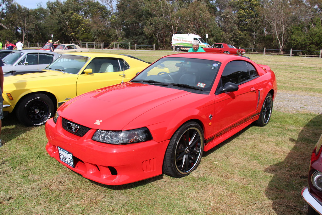 ... 1999 Ford Mustang GT 35th Anniversary Coupe | By Sicnag