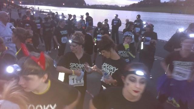 5k Spooky Sprint