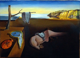 The Persistence of Memory (1931) by Salvador Dali | by hannibal1107