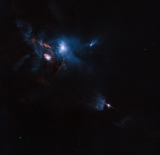 Hubble Catches Jets, Bubbles, Bursts of Light in Taurus | by NASA Goddard Photo and Video