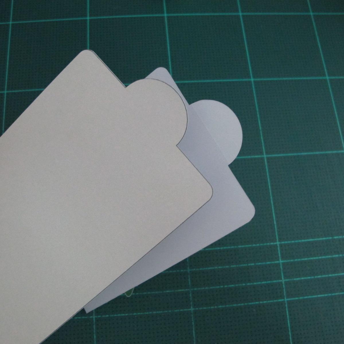 การทำการ์ดอวยพรลายต้นคริสต์มาสแบบป็อปอัป (Card Making Christmas Trees Pop-Up Card Template) 010