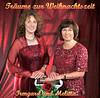 """CD """"Träume zur Weihnachtszeit"""" der Solistinnen Irmgard Holzinger-Fröhr & Melitta Giel"""