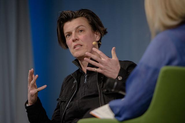 Carolin Emcke (Autorin und Publizistin) Foto: stephan-roehl.de