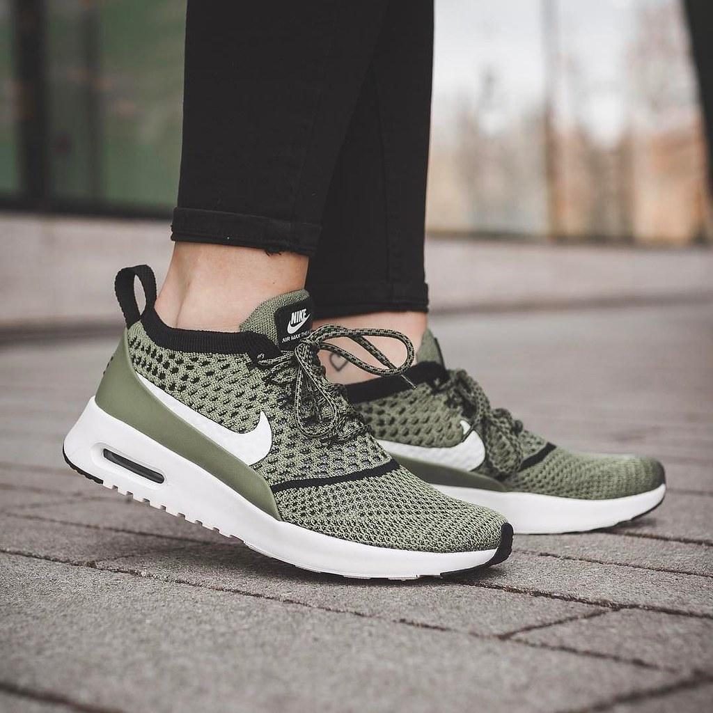 online retailer aa6b0 6545a Nike W Air Max Thea Ultra Flyknit