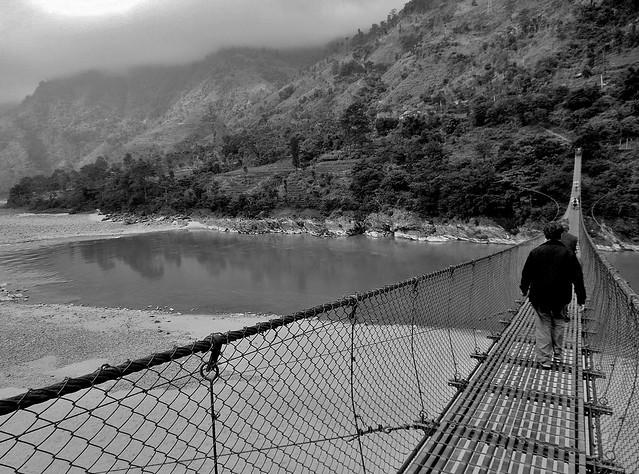 NEPAL, Auf dem Weg nach Pokhara, 16006/8267