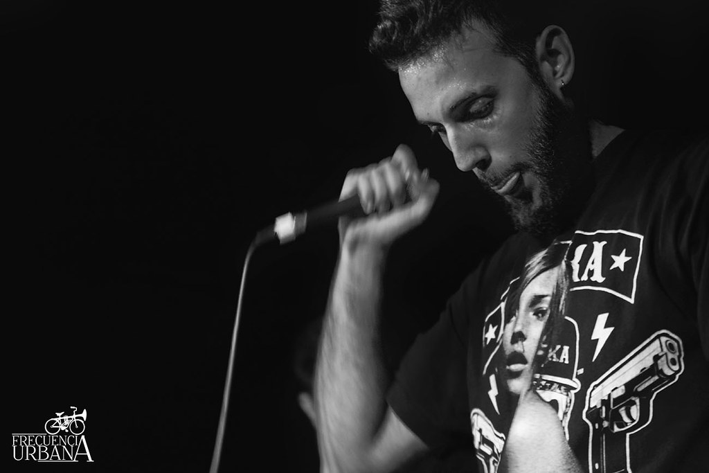 Imágenes del concierto de La H suena y Ambkor. Sala Barracudas. Madrid, 5/6/2015)