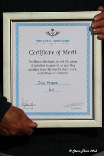 The Royal Aero Club Certificate of Merit