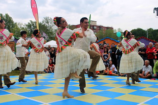 Troupe Espagne  danse  Mondial des Cultures | by clementlambert67
