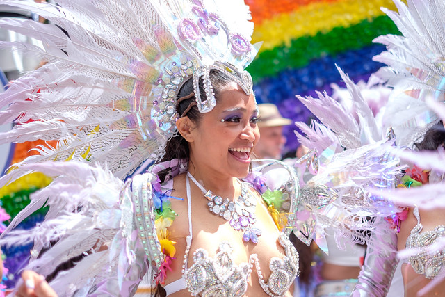 San Francisco Pride Parade 2015