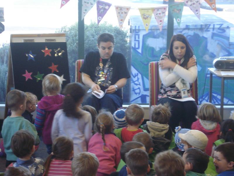 Matariki Storytime with Zac and Kelsey