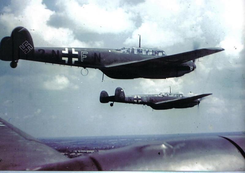 Messerschmitt Bf 110.º-c