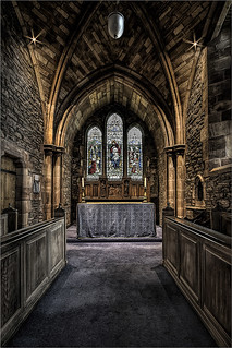 Brecon Cathedral 1