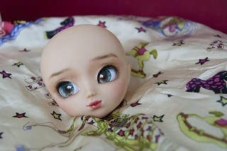 Full Custom of Pullip Tan MIO: Helen of Troy | This is a ful