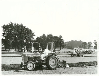 Ploughing competitions at Glenbrook, Auckland