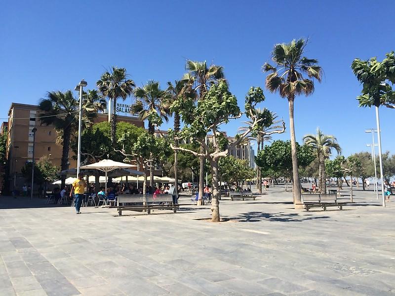 Maren in Barcelona