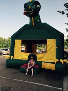 Carnival FUN @ Brandon Library