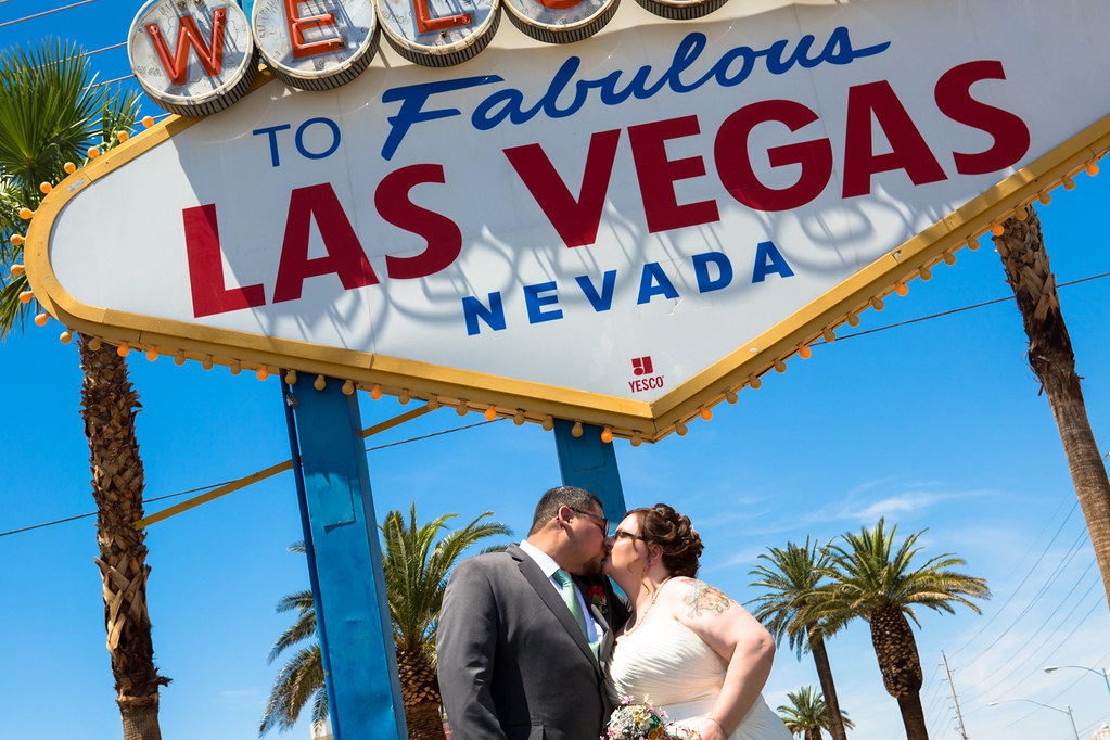 Pattie & Dwight's Las Vegas Wedding