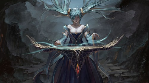 Wallpaper - Sona Buvelle from League of Legends | by Artistic-Differences