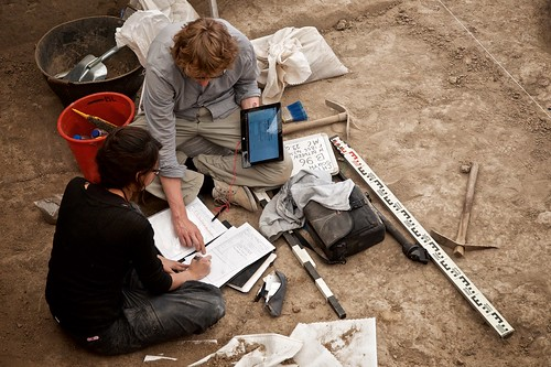 Site Documentation with Tablets | by Çatalhöyük