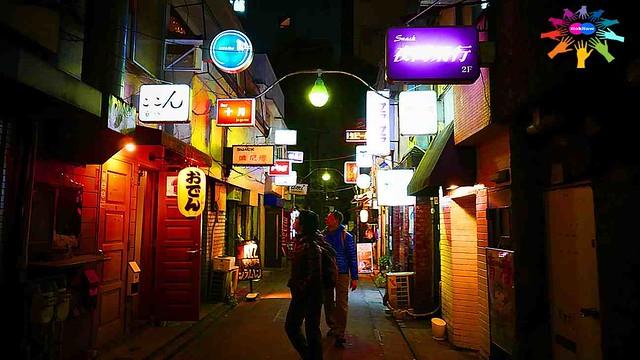 Tokyo=87=Shinjuku Golden Gai
