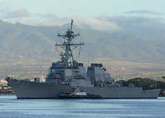 USS John Paul Jones (DDG 53) file photo. (U.S. Navy/MC1 Nardel Gervacio)