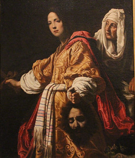Judith with the Head of Holofernes | by rjhuttondfw