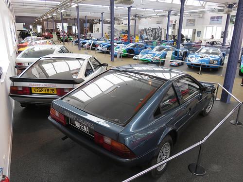 Matra Motor Museum | by Spottedlaurel