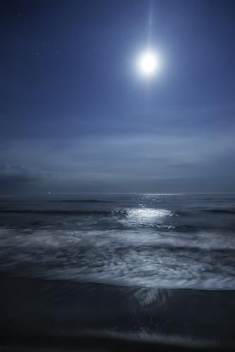 moon stars boat surf seasidepark