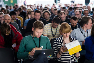 Berlin Buzzwords 2015 - Tag 1 | by newthinking communications