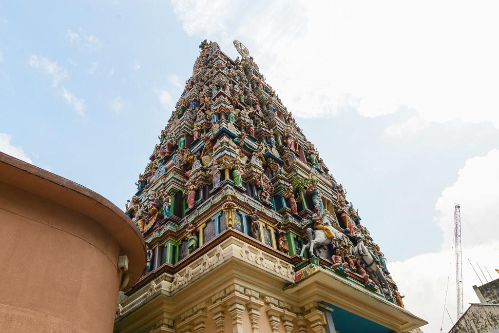 The Sri Mahamariamman Temple