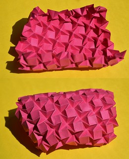 How to Make Origami Water Bomb Base : 5 Steps - Instructables | 320x261