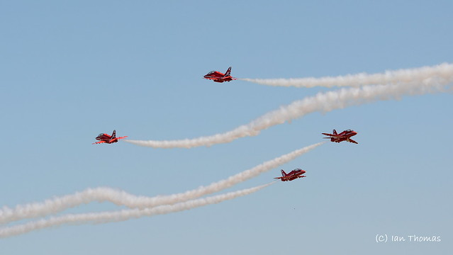 Red Arrows Pass