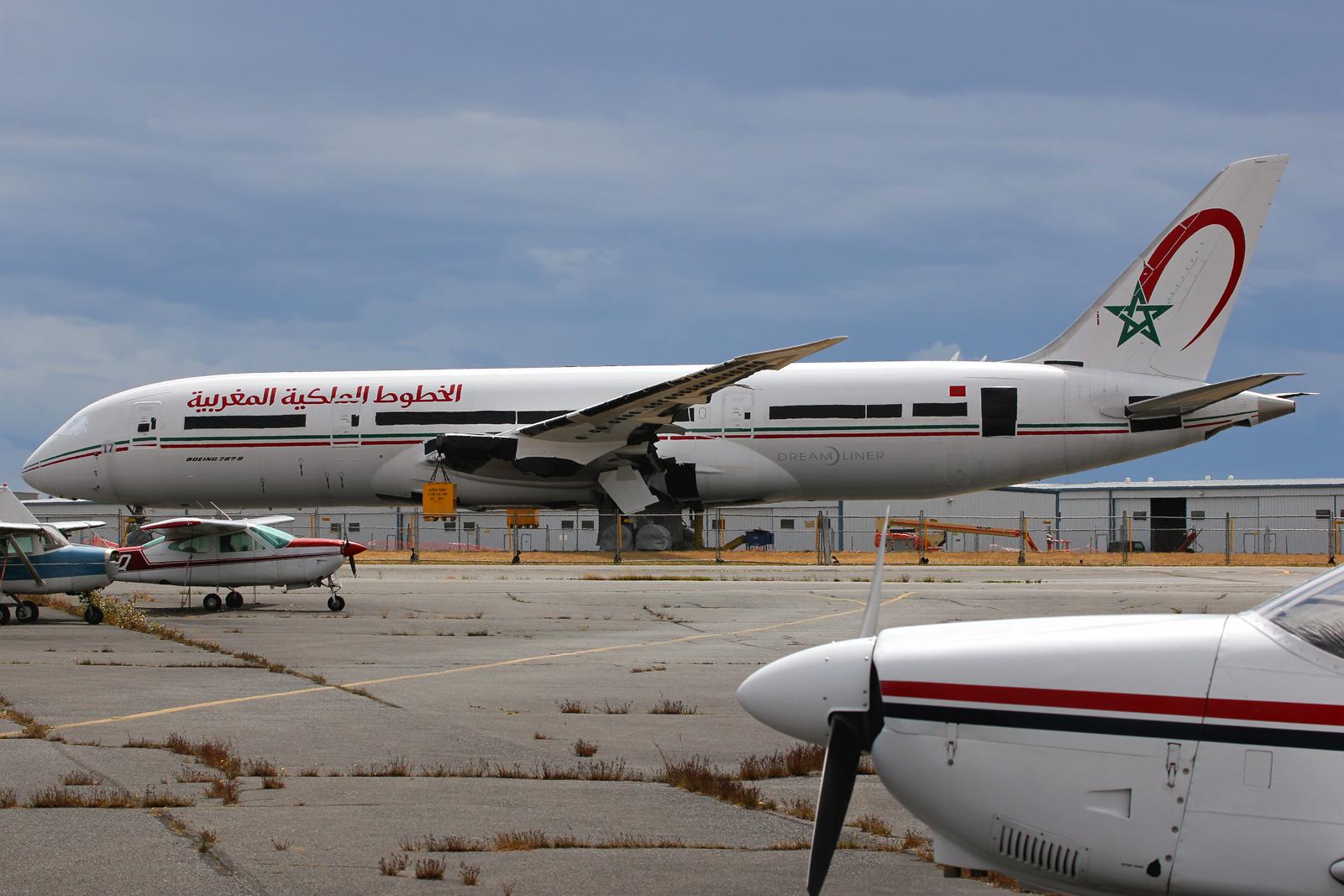 ex CN-RGB (L/N 17) | Boeing 787-8 Dreamliner | Royal Air Maroc