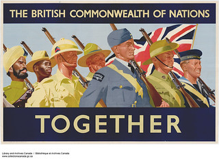 The British Commonwealth of Nations Together / Le Commonwealth britannique des nations, ensemble