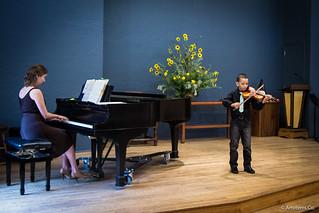 Santa Fe Youth Symphony Association 2015 Summer Studio Recital   by Artotem