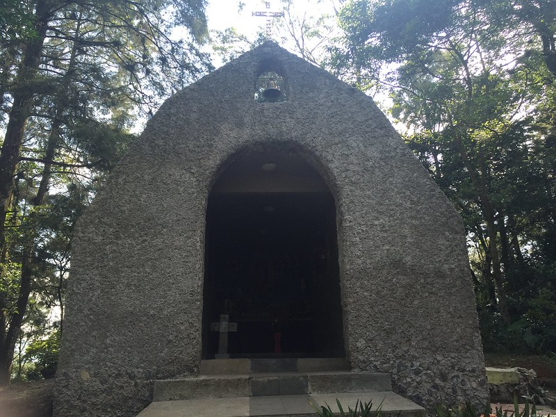 Capilla en el Cerro del Borrego Orizaba