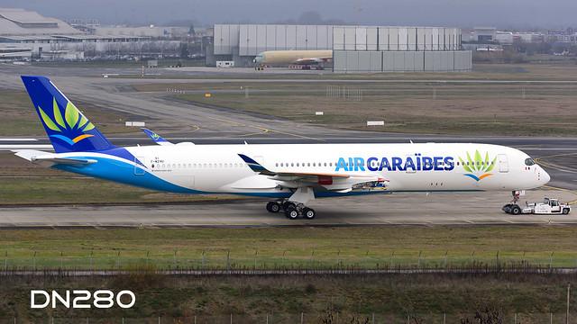 Air Caraibes A350-941 msn 091