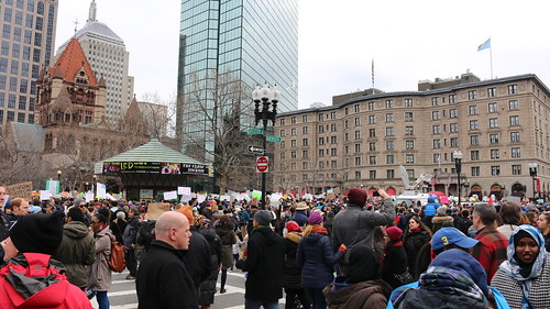 January 29, 2017 - 2:41pm - Copley Square Rally January 2017