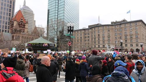 January 29, 2017 - 2:41pm - Copley Square Rally January 2017