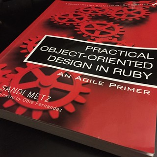 Practical Object Oriented Design in Ruby by Sandi Metz | by Mario Carrion