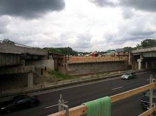Route 2/I-95: West Abutment Completed to Beam Seat | by MassDOT
