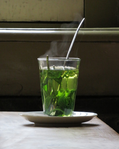 Green Mint Tea (Holland)