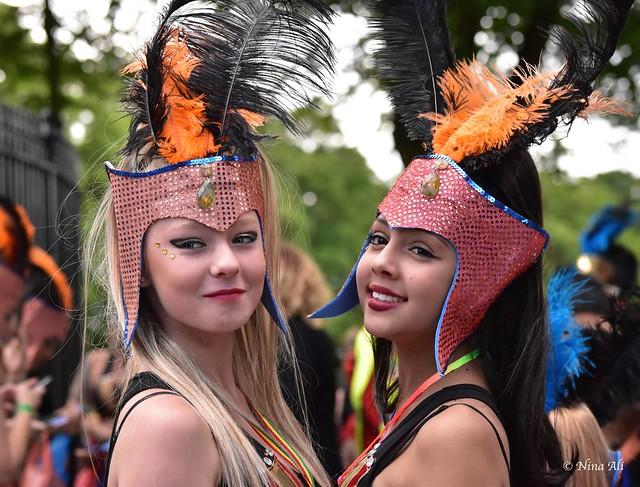 Leicester Caribbean Carnival 2015