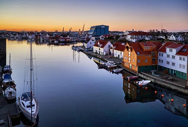 Quiet morning, Haugesund - Norway