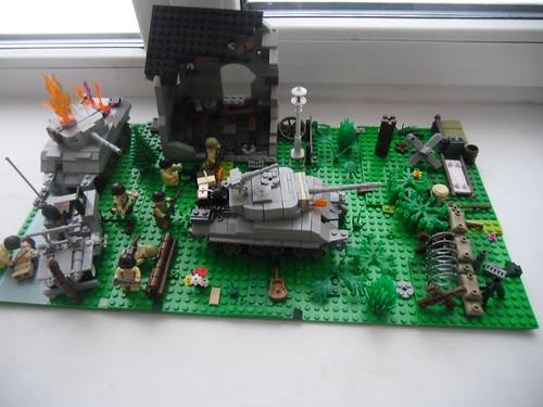 Lego M.O.C. ww2