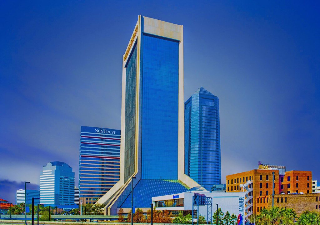 Wells Fargo Center, 1 Independent Drive, Jacksonville, Flo